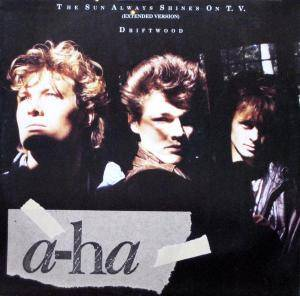 a-ha: Sun Always Shines On T.V., The - Cover