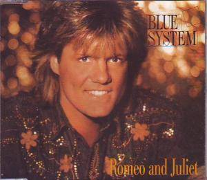Blue System: Romeo And Juliet - Cover