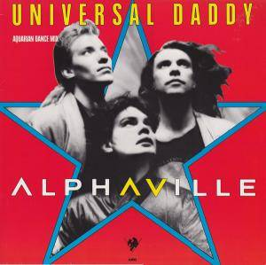 Cover - Alphaville: Universal Daddy