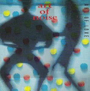 The Art Of Noise: Art Of Love - Cover
