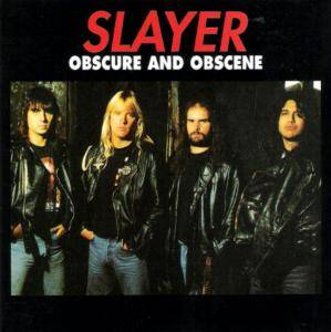 Slayer: Obscure And Obscene - Cover