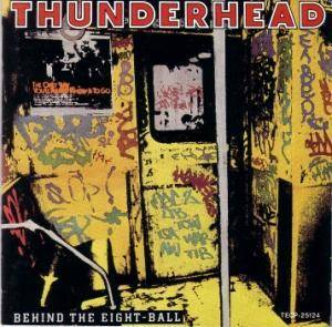 Cover - Thunderhead: Behind The Eight-Ball