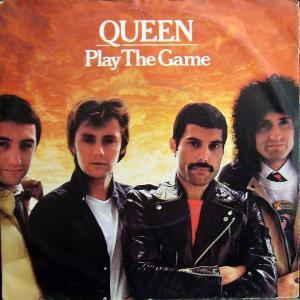 Queen: Play The Game - Cover