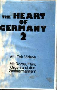 Cover - A Certain Frank: Heart Of Germany 2 - Ata Tak Videos, The