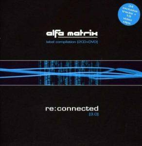 Cover - Aiboforcen: Alfa Matrix - Re:Connected [3.0]