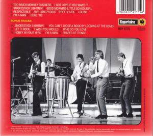 The Yardbirds: Five Live Yardbirds (CD) - Bild 2