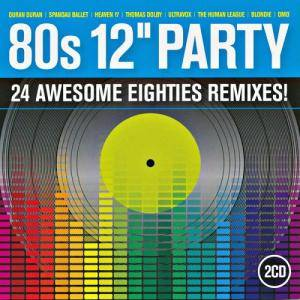 "Cover - Stephen Duffy: 80's 12"" Party"