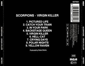 Scorpions: Virgin Killer (CD) - Bild 2