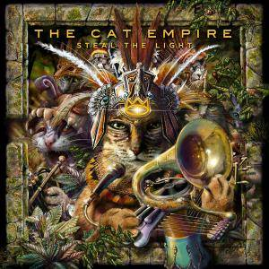 Cover - Cat Empire, The: Steal The Light