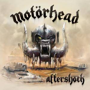 Motörhead: Aftershock - Cover
