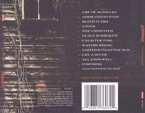 Alter Bridge: Fortress (CD) - Bild 2