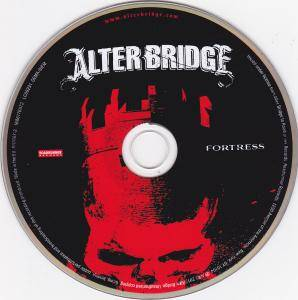 Alter Bridge: Fortress (CD) - Bild 3