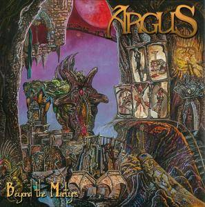 Argus: Beyond The Martyrs (CD) - Bild 1