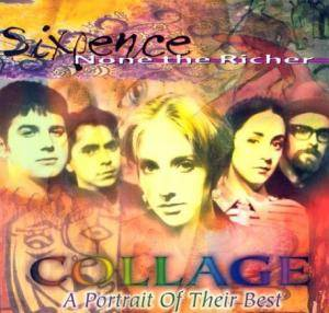 Cover - Sixpence None The Richer: Collage - A Portrait Of Their Best