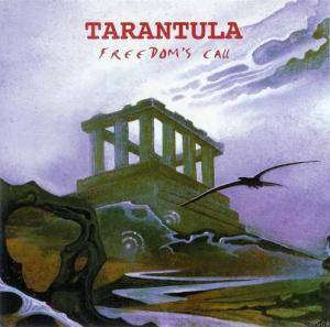 Tarantula: Freedom's Call - Cover