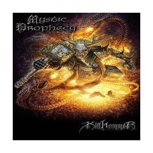 Cover - Mystic Prophecy: Killhammer