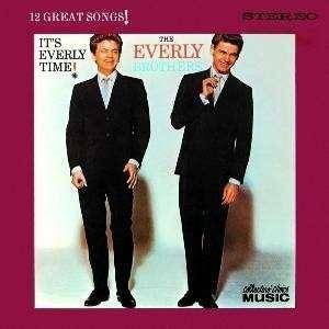 Cover - Everly Brothers, The: It's Everly Time