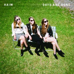 HAIM: Days Are Gone - Cover