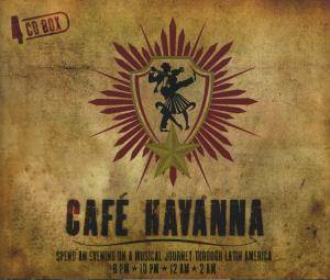 Cover - David Álvarez & Chucho Valdés: Café Havanna - Spend an Evening on a Musical Journey through Latin America