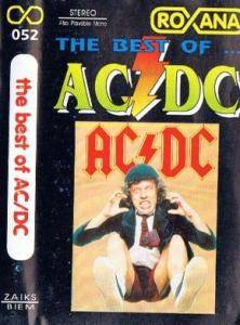 AC/DC: Best Of, The - Cover