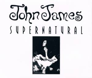 John James: Supernatural - Cover
