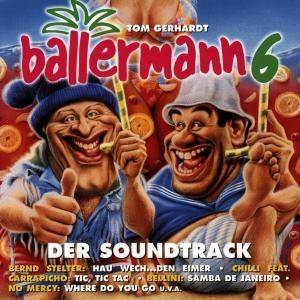 Cover - Fever Feat. Tippa Irie: Ballermann 6 - Der Soundtrack