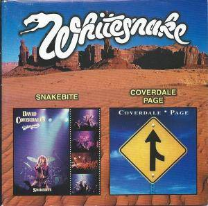 Cover - Coverdale • Page: Snakebite / Coverdale Page