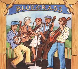 Cover - Sam Bush: Bluegrass