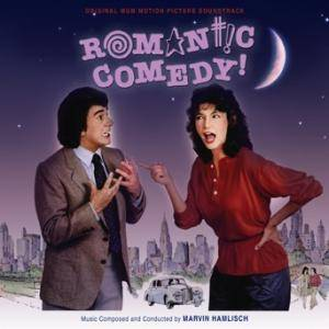 Cover - Marvin Hamlisch: Romantic Comedy!