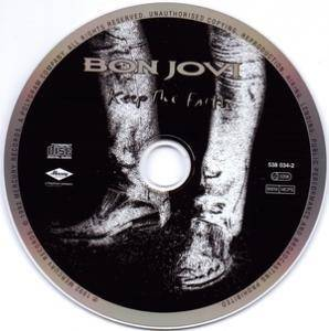 Bon Jovi: Keep The Faith (CD) - Bild 3