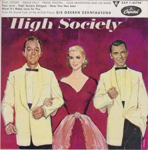 Cover - Bing Crosby & Grace Kelly: High Society