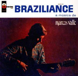 Cover - Marcos Valle: Braziliance!