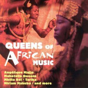 Queens Of African Music - Cover
