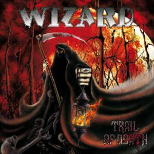Wizard: Trail Of Death - Cover