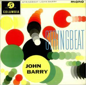 Cover - John Barry: Stringbeat