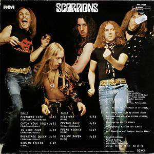 Scorpions: Virgin Killer (LP) - Bild 2