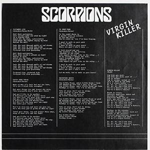 Scorpions: Virgin Killer (LP) - Bild 3