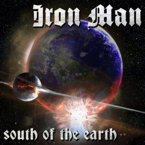 Iron Man: South Of The Earth - Cover