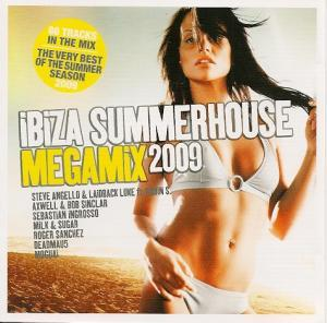 Ibiza Summerhouse Megamix 2009 - Cover