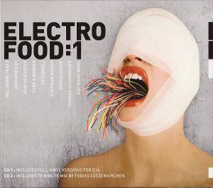 Electro Food:1 - Cover