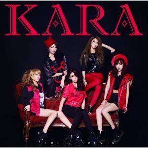 Cover - Kara: Girls Forever