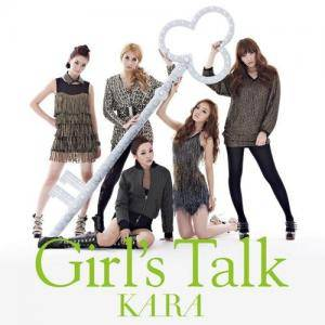 Cover - Kara: Girl's Talk