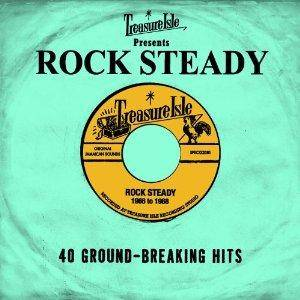 Cover - Lester Sterling & Tommy McCook: Treasure Island Presents: Rock Steady
