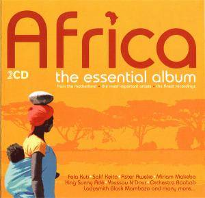 Cover - Ali Farka Touré & Ry Cooder: Africa - The Essential Album