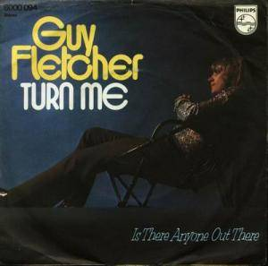 Cover - Guy Fletcher: Turn Me