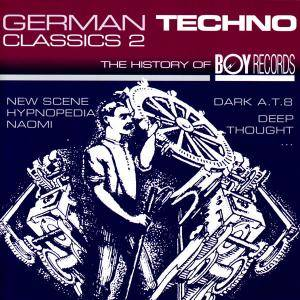 "Cover - ""O"": German Techno Classics 2 - The History Of Boy Records"