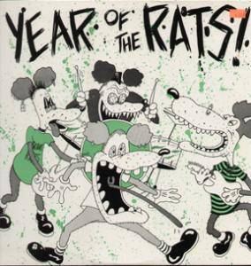 Cover - 'O' Level: Year Of The Rats!