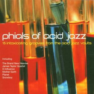Cover - Emperors New Clothes: Phials Of Acid Jazz