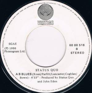 "Status Quo: What You're Proposing (7"") - Bild 4"