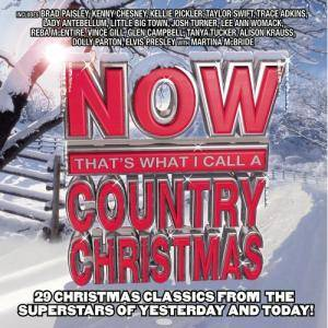 Now That's What I Call A Country Christmas - Cover